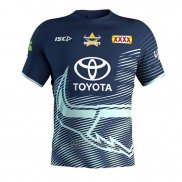 Maillot North Queensland Cowboys Rugby 2019 Entrainement