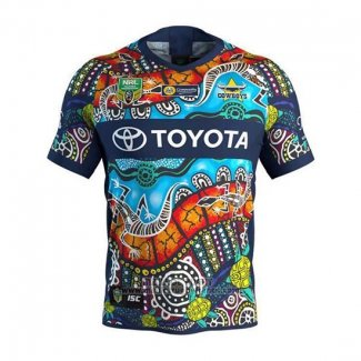 Maillot North Queensland Cowboys Rugby 2018-19 Indigenous