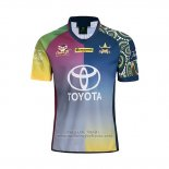 Maillot North Queensland Cowboys Rugby 2018-19 Commemorative