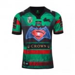 Maillot South Sydney Rabbitohs Rugby 2016 Superman Vs Batman