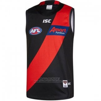 Maillot Essendon Bombers Afl 2019 Noir
