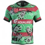 WH Maillot South Sydney Rabbitohs Rugby 2019 Indigene