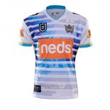 Maillot Gold Coast Titans Rugby 2019-2020 Exterieur