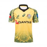 Maillot Australie Rugby 2017-18 Commemorative