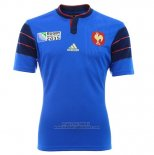 Maillot France Rugby 2015 Domicile