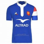 Maillot France Rugby 2018-19 Bleu