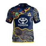 Maillot North Queensland Cowboys Rugby 2017 Indigenous