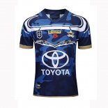 Maillot North Queensland Cowboys Rugby 2019 Domicile