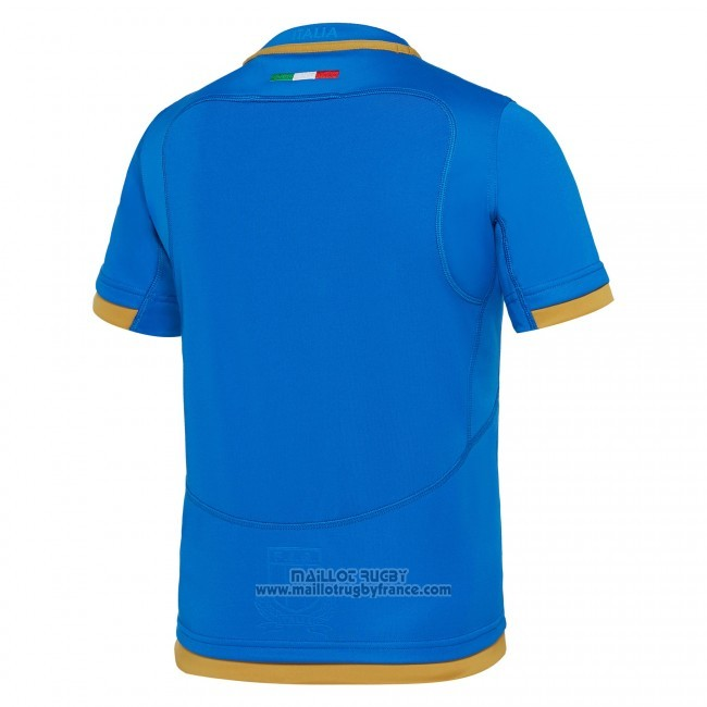 Maillot Italie Rugby 2017-2018 Domicile